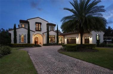 8593 LAKE NONA SHORE DRIVE, ORLANDO, Florida, 4 Bedrooms Bedrooms, ,4 BathroomsBathrooms,Residential,For Sale,LAKE NONA SHORE,MFRO5845853